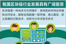 """经济日报:商业银行这样探路""""区块链+"""""""