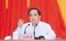 海南省委书记刘赐贵:发展应用区块链创新治理方式