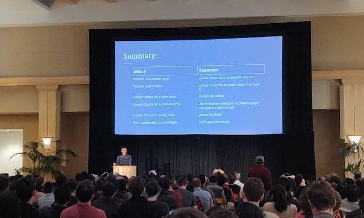 Vitalik最新演讲:PoW如何应对覆巢式51%攻击,PoS是出路吗?