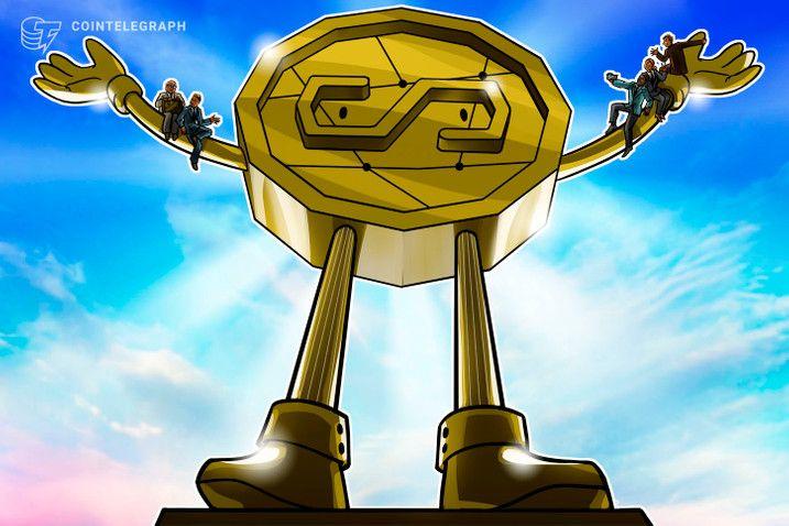 加密数据分析公司Coin Metrics报告显示:稳定币日交易额达到4.44亿美元