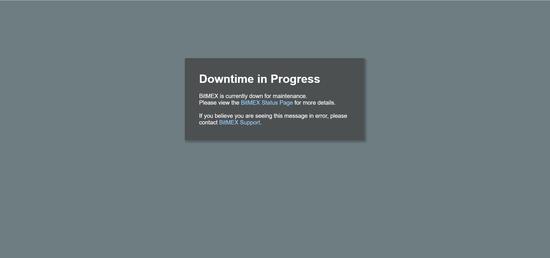BitMEX宕机第4次,到底发生了什么?-币安资讯网