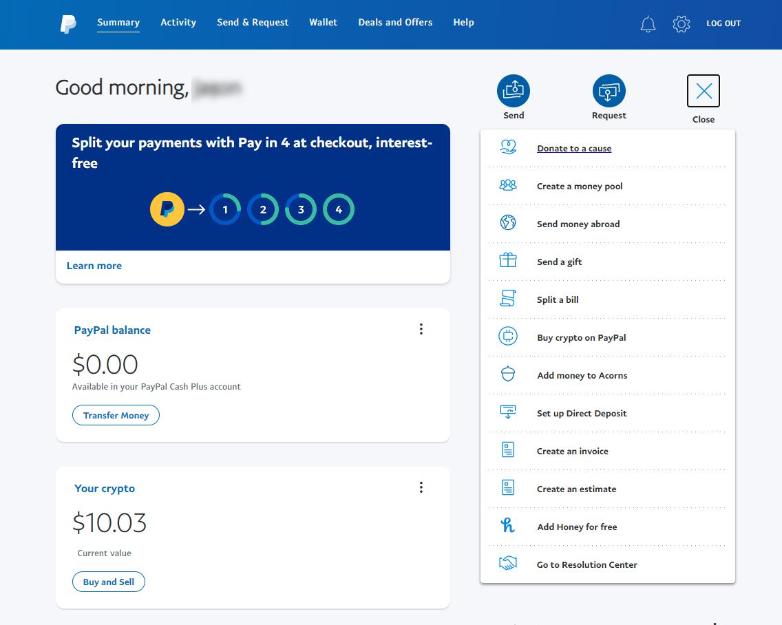 如何使用PayPal购买比特币(2021更新)