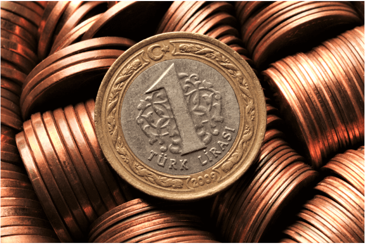 随着里拉暴跌,土耳其人转向探索比特币,以太坊和泰达币
