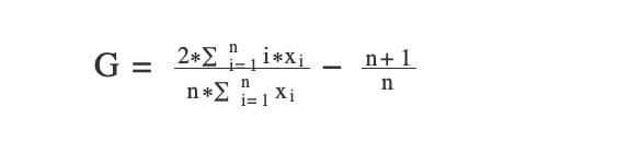 Vitalik Buterin:反对基尼系数在加密货币中的过度使用