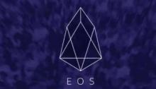 EOS三角末端整理 随时迎来变盘