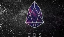 EOS上行突破 才会扭转近期弱势局面