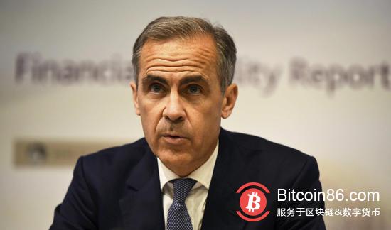 英国央行行长建议用数字货币取代美元储备货币