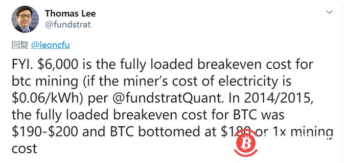 事实上,比特币挖矿经历了10年来最艰难的一年