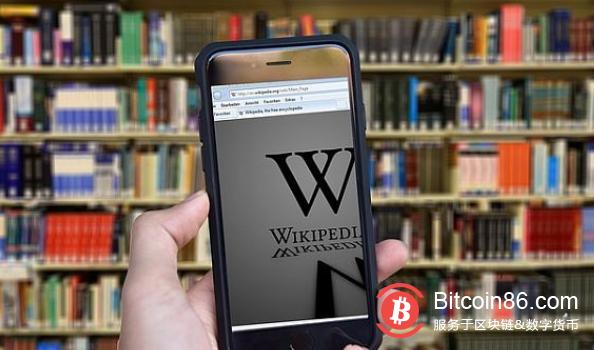 维基百科创始人Jimmy Wales:不支持在维基百科平台上使用加密货币