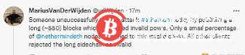以太坊开发者:未知攻击者试图通过发布包含无效PoW长区块攻击以太坊,但并未成功